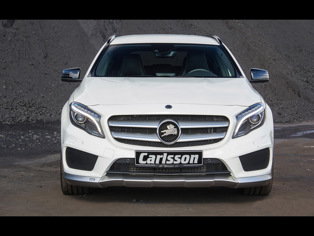 Mercedes Benz - GLA